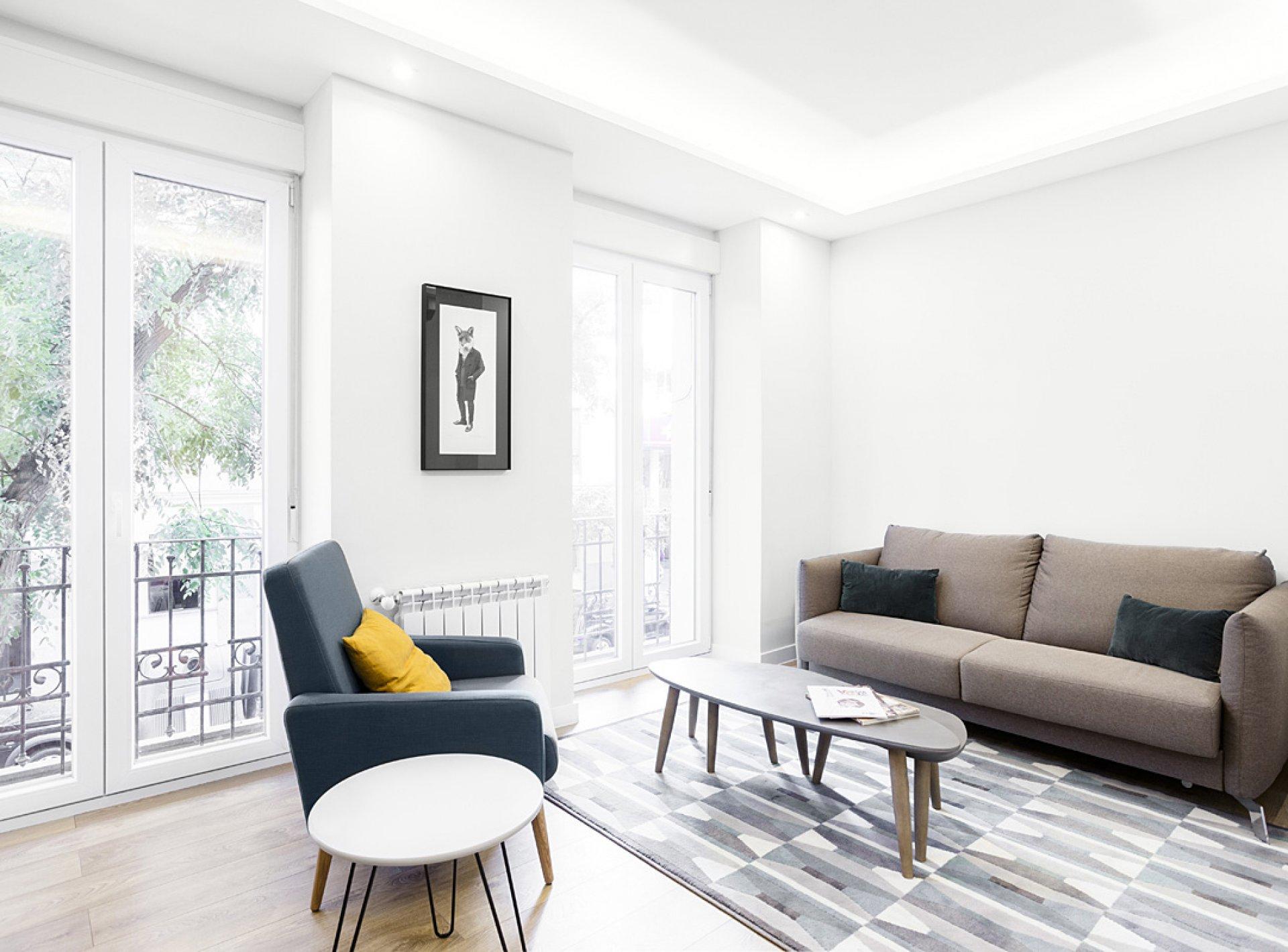 Piso similar: Apartamento en Chamberí