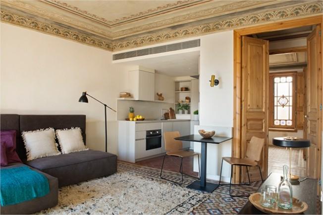 Piso similar: Apartamento modernista en Raval